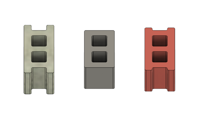Free Mini Cinder Blocks 3D Print 217055