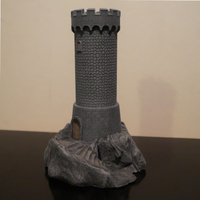 Small Old Guard Tower 3D Printing 217108