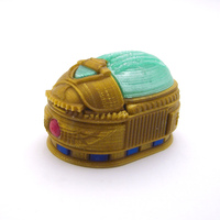 Small Scarab Beetle Box (with secret lock) 3D Printing 21726