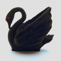 Small Odile The Swan (with fitting for crystal eye) 3D Printing 21740