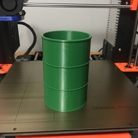 Small 55 Gal Drum 3D Printing 217497