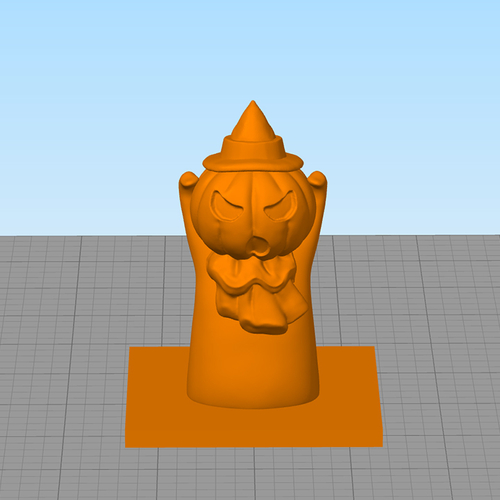 Halloween lantern by Moment 3D 3D Print 217785