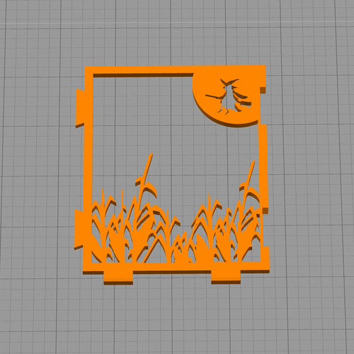 Halloween lantern by Moment 3D 3D Print 217786