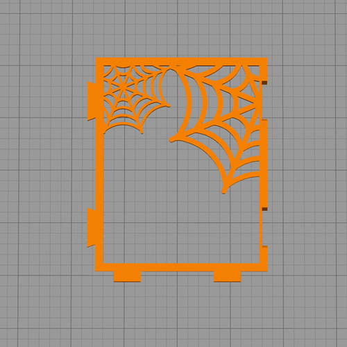 Halloween lantern by Moment 3D 3D Print 217789