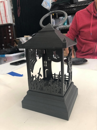 Halloween lantern by Moment 3D 3D Print 217808