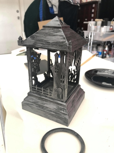 Halloween lantern by Moment 3D 3D Print 217809