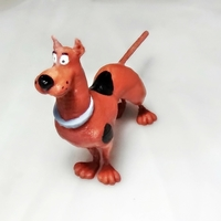 Small scooby doo 3D Printing 218091