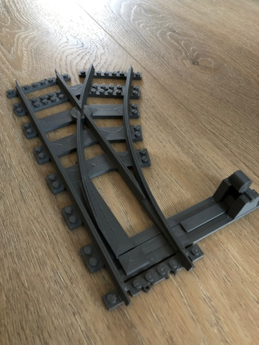 train track switch 3D Print 218328