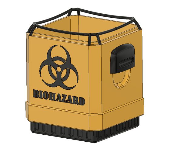 What-a-Load disposal bin 3D Print 218512