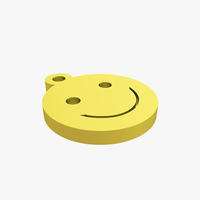 Small Smile trinket 3D Printing 218539