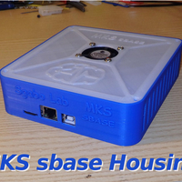 Small MKS sbase Housing 3D Printing 218691