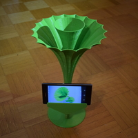 Small Soundflower 3D Printing 218715