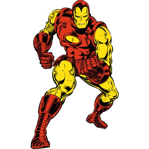 Image result for vintage iron man comics