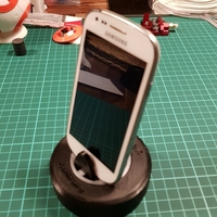 Small Phone holder-wheel 3D Printing 219472
