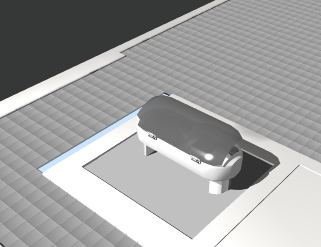 Rejuvenation or Regeneration Tank (with flooring) 3D Print 219484