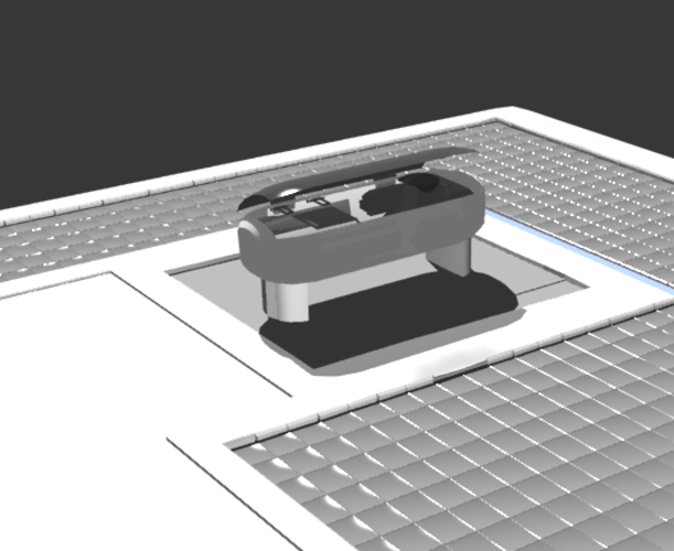 Rejuvenation or Regeneration Tank (with flooring) 3D Print 219485