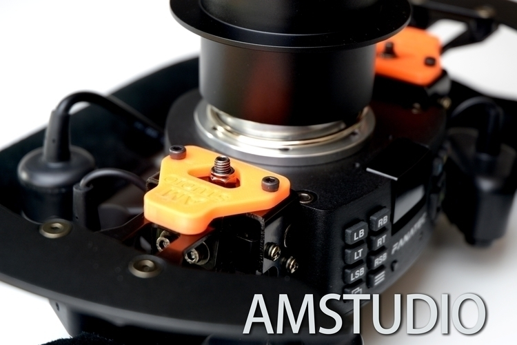 Magnetic Shifter Mod for Fanatec Universal Hub Upgrade