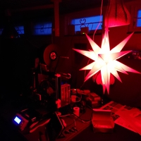 Small Detachable Ikosaeder Xmas Star 3D Printing 219987