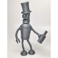 Small Bender articulated 3D Printing 22013