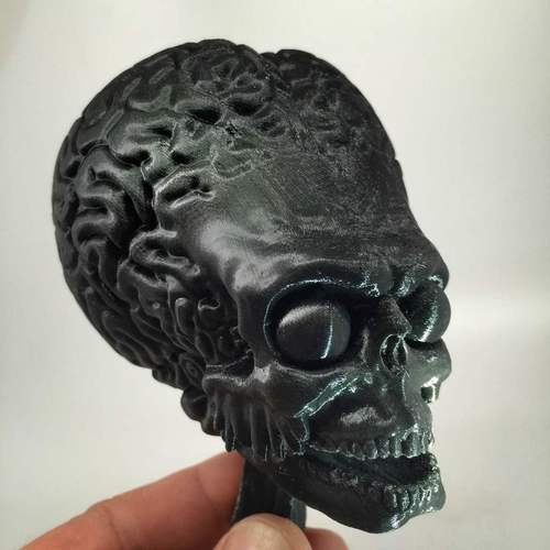 Alien Troubles 3D Print 22021