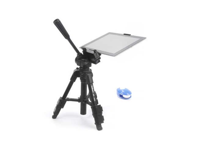 Clamp for iPad 4 on a tripod 3D Print 220221