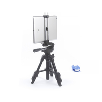 Small Clamp for iPad 4 on a tripod 3D Printing 220223