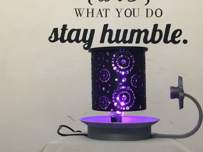 Wishing Machine Inspired by The Greatest Showman movie 3D Print 220247