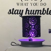 Small Wishing Machine Inspired by The Greatest Showman movie 3D Printing 220247