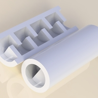 Small Joint Filter 3D Printing 22035