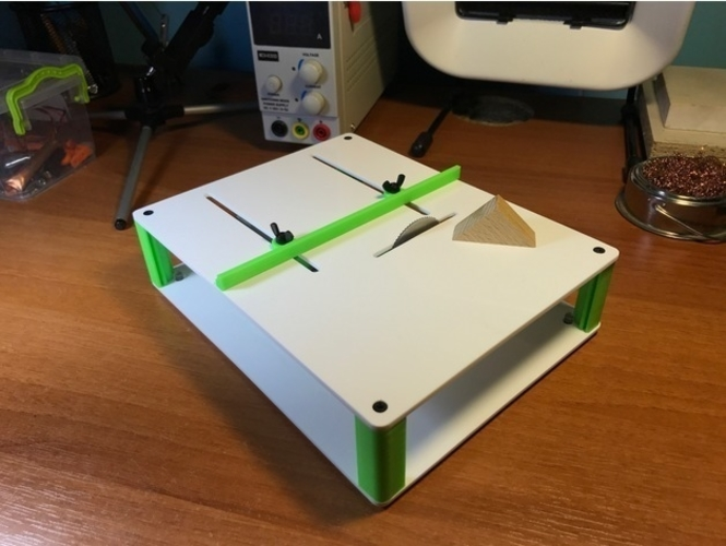 Table SAW 3D Print 220492