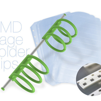 Small SMD page holder clips 3D Printing 220525