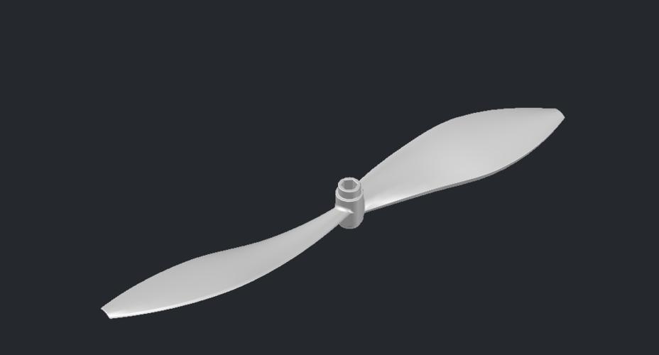 Dron 2-blade propeller (CX-32 ) CCW-CW