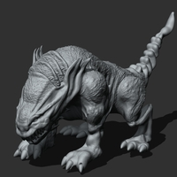 Small Creature 3D Printing 220672