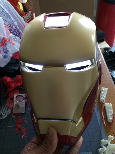 ironman eyes 3D Print 220844