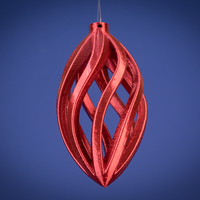 Small Spiral Ornament 3D Printing 221300