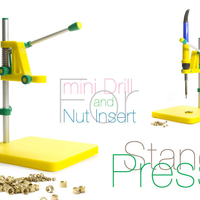 Small Stand Press 3D Printing 221572