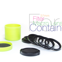Small Container for lens and filters 3D Printing 221800
