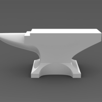 Small An Anvil 3D Printing 221927