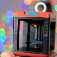 Small 3D Printer Miniature Christmas Ornament - Finder-like 3D Printing 222451