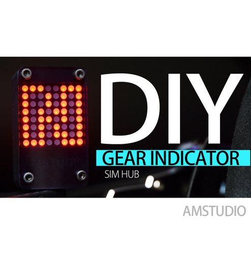 DIY GEAR INDICATOR  3D Print 222517