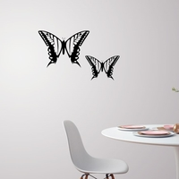 Small Wall Butterfly  3D Printing 222626