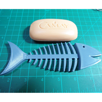 Small Soap Holder 3D Printing 222646