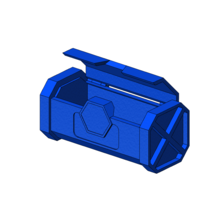 Small weapon box 1/10 3D Printing 222981
