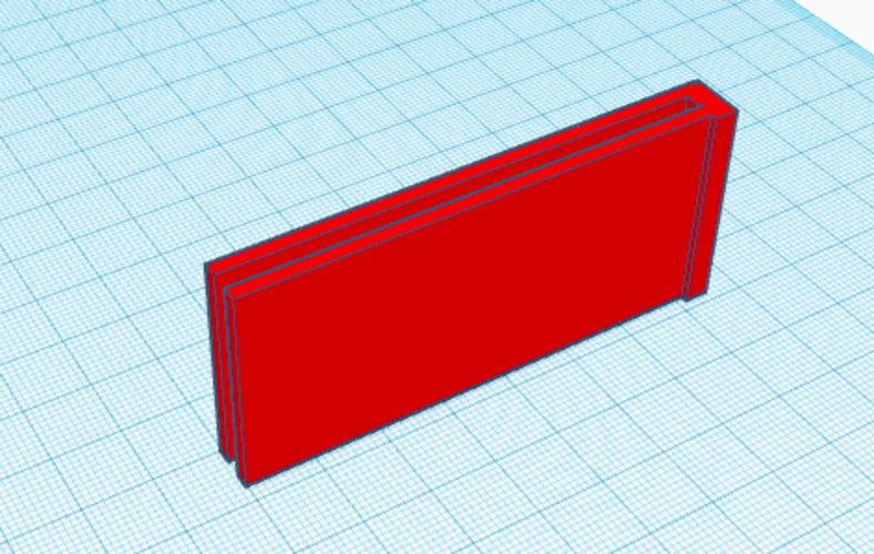 (fits in wallet) Money Clip 3D Print 223039