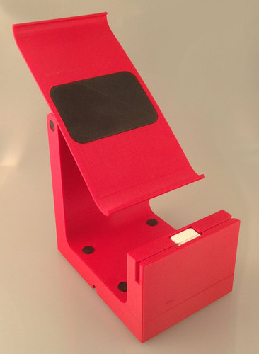 iPad Stand for Square 3D Print 22312