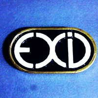 Small EXID buckle 3D Printing 223478