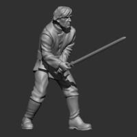 Small The Prodigal Son, The Returned 3D Printing 224034