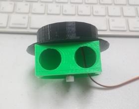 Pin Robonoid – Hats 3D Printing 224064