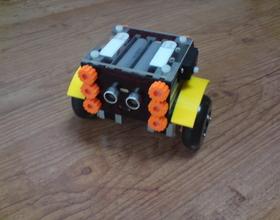 Pin ProfileBlock™ - Balancing Robot - DIY Robot Platform 3D Printing 224462