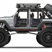 Small jeep wrangler lifted 3D Printing 224522